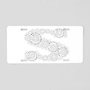 Sincerity Aluminum License Plate