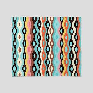 Funky Pattern Throw Blanket