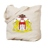 Hamburg Coat of Arms Tote Bag