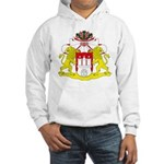 Hamburg Coat of Arms Hooded Sweatshirt