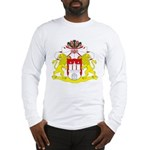 Hamburg Coat of Arms Long Sleeve T-Shirt