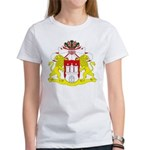Hamburg Coat of Arms Women's T-Shirt