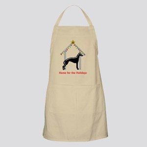 Forever Home for Greyhounds Christmas Apron