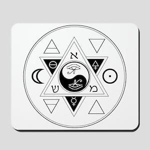 New Hermetics Seal Mousepad