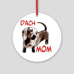 dach Ornament (Round)