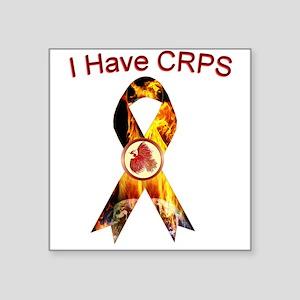 I have CRPS RSD World A Blaze Ribbon Sticker