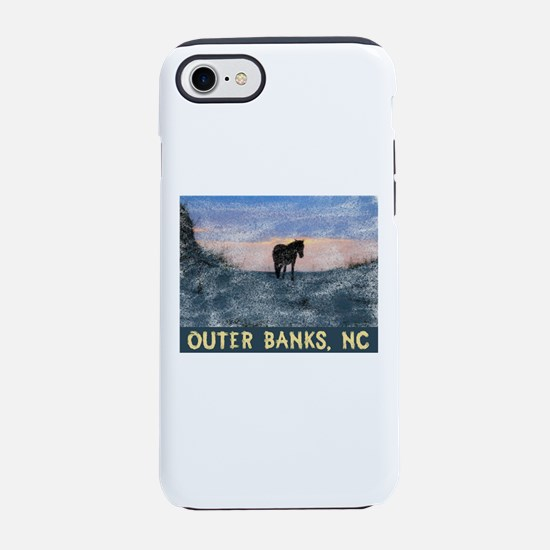 Outer Banks Dune Wild Horse iPhone 8/7 Tough Case