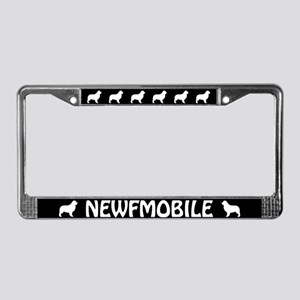 Newfmobile (Newfoundland) License Plate Frame