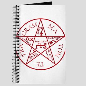 Red Pentagram of Solomon Journal