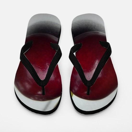 Double Cherries Flip Flops