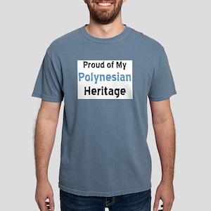 polynesian heritage Mens Comfort Colors Shirt