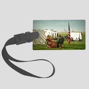 Lunch Time Luggage Tag