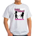 Walkin' For Raven light tshirt