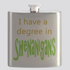 Get your degree in Shenanigans! Flask