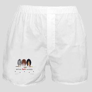 Nothin' Butt Aussies Boxer Shorts