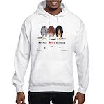 Nothin' Butt Aussies Hooded Sweatshirt