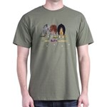 Nothin' Butt Aussies Dark T-Shirt