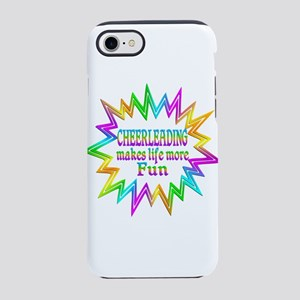 Cheerleading Makes Life More iPhone 8/7 Tough Case
