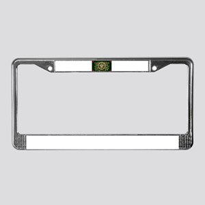 Yuletide Joys License Plate Frame