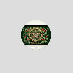 Yuletide Joys Mini Button