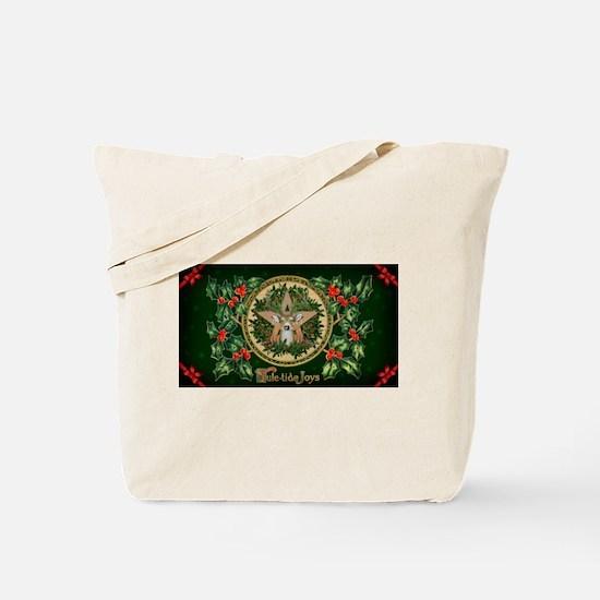 Yuletide Joys Tote Bag