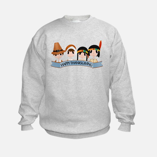 Happy Thanksgivng Sweatshirt