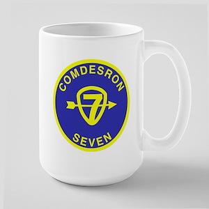 Desron 7 Large Mug