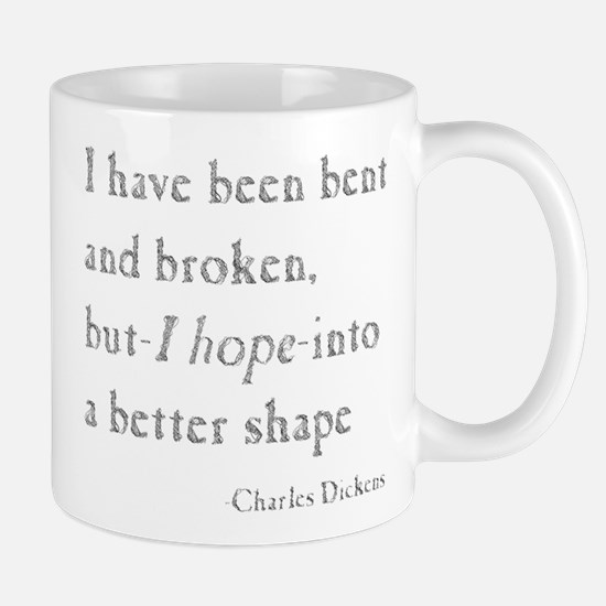 Into A better Shape Mugs