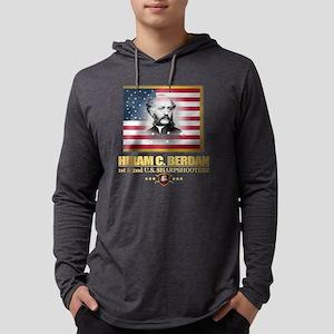 Hiram C Berdan Long Sleeve T-Shirt