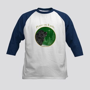 Newfie Peace Kids Baseball Jersey