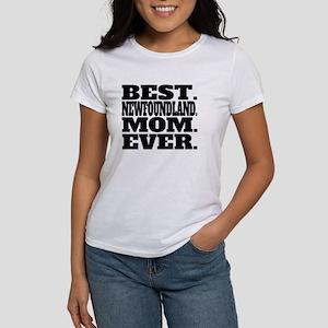 Best Newfoundland Mom Ever T-Shirt
