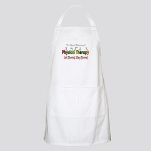 Physical therapy 5 sticks GREEN ORANGE RED.P Apron