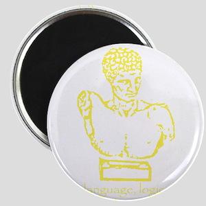 Mercury Yellow Magnet