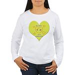 Hug your Kids Heart Women's Long Sleeve T-Shirt