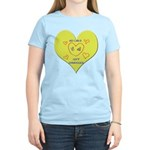 Hug your Kids Heart Women's Light T-Shirt
