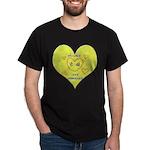 Hug your Kids Heart Dark T-Shirt
