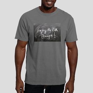 Enjoy the Little Things! (Chalkboard) T-Shirt