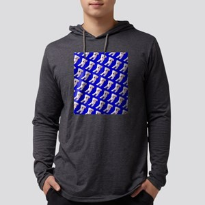 Munchin Maltese Blue 4Selia Long Sleeve T-Shirt