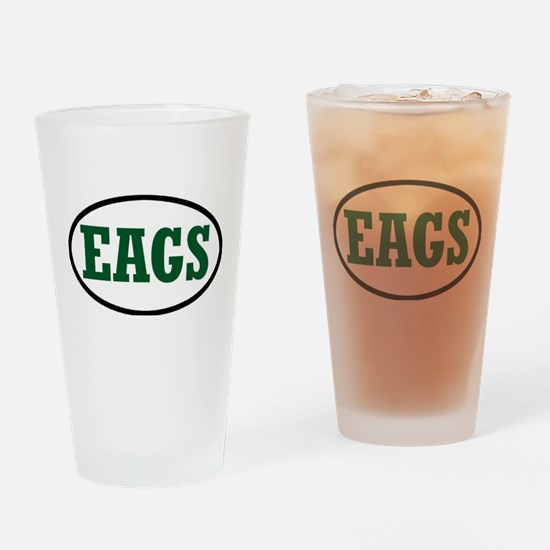 EAGS.png Drinking Glass