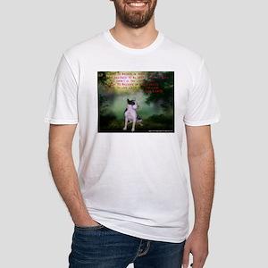 Thru the shadows (w/quote) T-Shirt