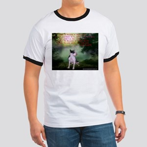 Thru the shadows (w/quote) T-Shirt
