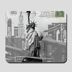 I love New York Mousepad