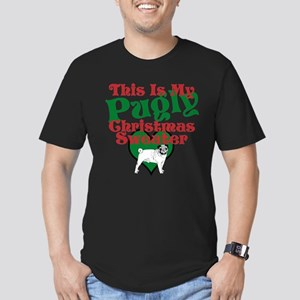 This Is My Pugly Christmas Sweater T-Shirt