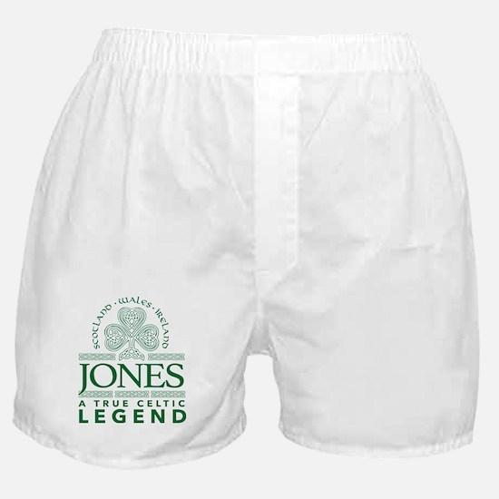 Jones Celtic Legend Boxer Shorts