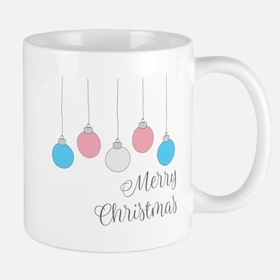 Transgender Pride Christmas Mugs