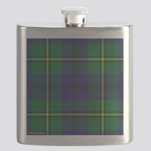 Johnstone Clan Flask