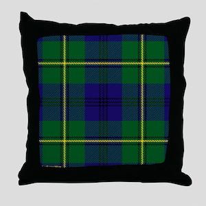 Johnstone Clan Throw Pillow