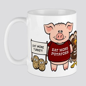Holiday Dinner Campaign Mug