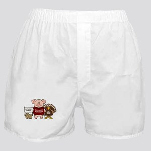 Holiday Dinner Campaign Boxer Shorts