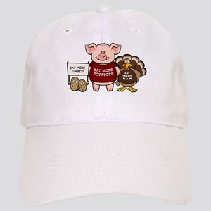 Holiday Dinner Campaign Cap